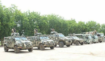 Image result for Lafiya Dole Theatre Command launches 2000-man mobile taskforce