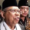 Ma'ruf Amin Sebut Jabar, Dki Dan Banten Kawasan Hoax