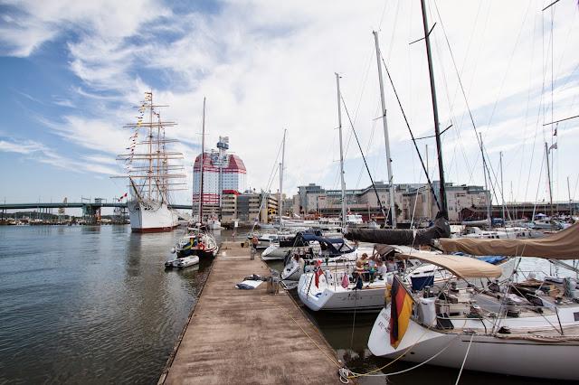 Goteborg-Porto