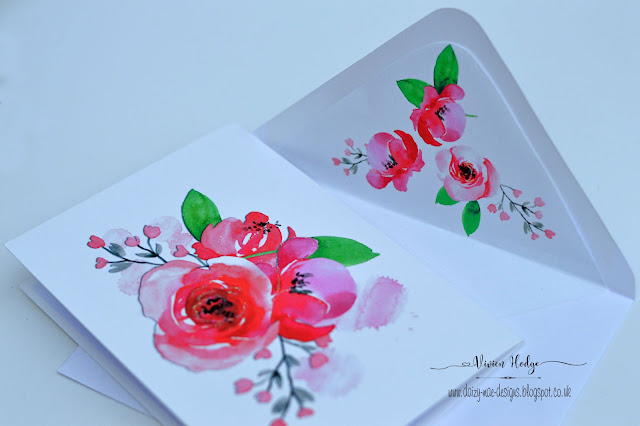Roses, card sets