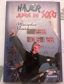 okładka książki Hajer jedzie do Soczi