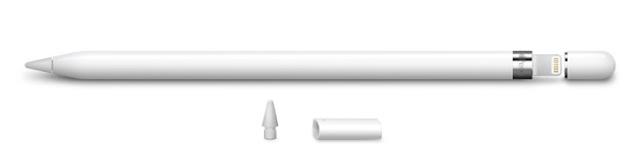 New Apple Pencil