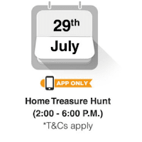 Amazon Treasure Hunt Answers 29tth july