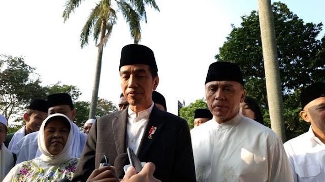 Jokowi Ajak Masyarakat Patungan Bantu Korban Gempa NTB