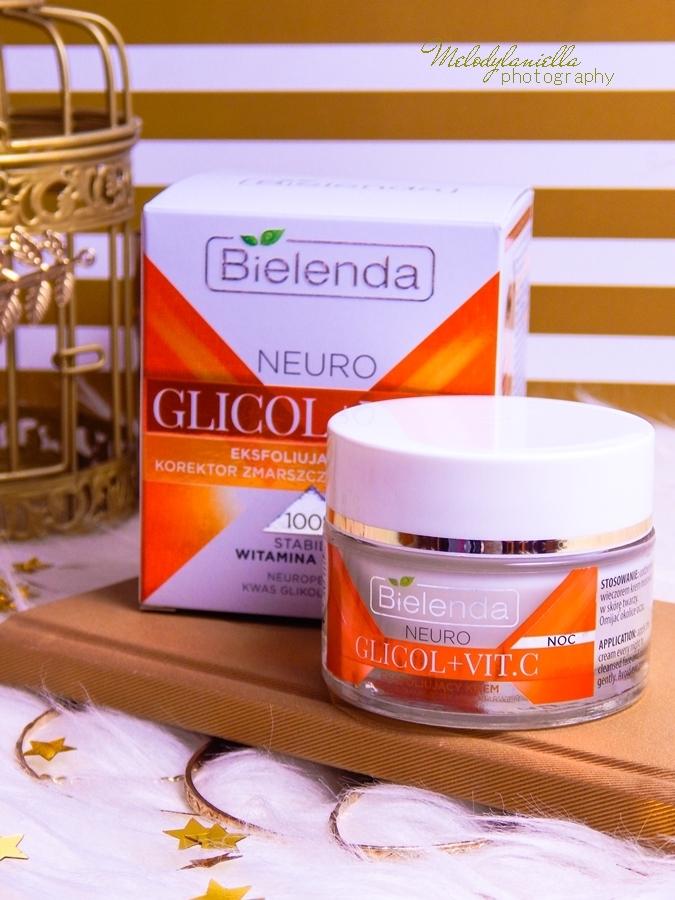 5 bielenda neuro glicol vit c eksfoliujaca emulcja do mycia twarzy z witaminą c eksfoliujący krem korektor zmarszczek i przebarwien krem do twarzy żel do mycia recenzja