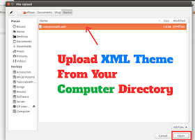 How to edit blogger template xml how to install blogger template maxwellsz