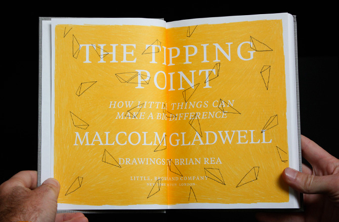 Tippin Point 13 Songs: Letterology: No Tipping Point For The Book
