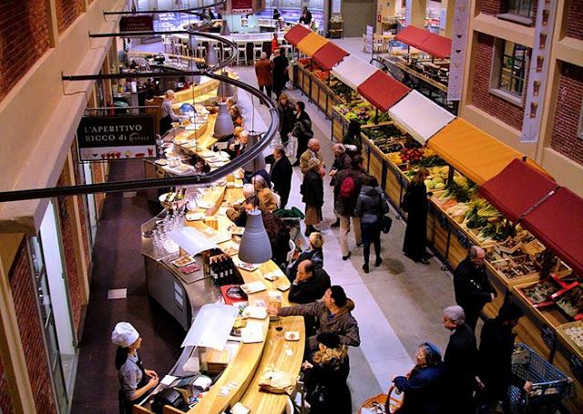 Mercado Eataly Nueva York