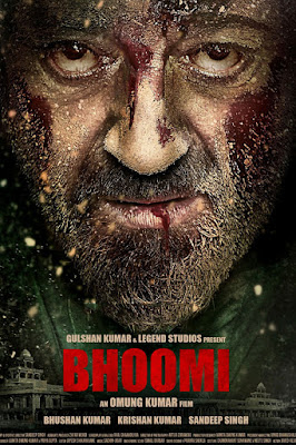 Bhoomi Movie New Poster Photo