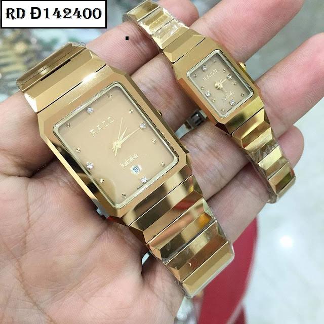 Đồng hồ cặp đôi Rado Đ142400