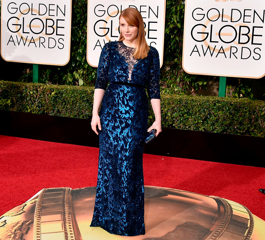 Golden Globes 2016 e o Vestido de