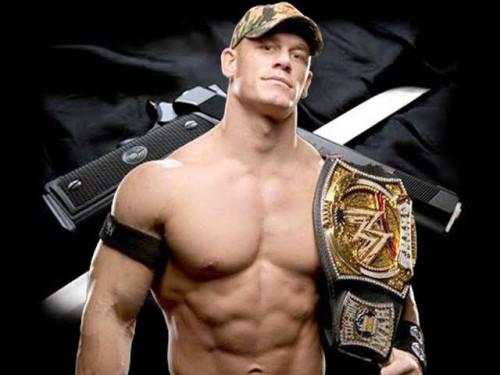 John Cena HD Photos-Hottest Wallpapers