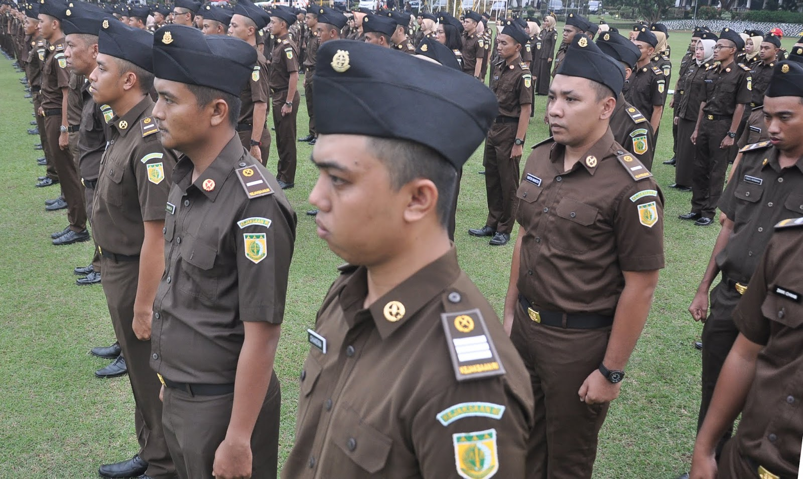 Badiklat Kejaksaan Cetak 882 Adhyaksa Muda Adhyaksa Foto Indonesia