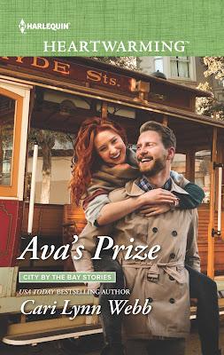 Ava's Prize cover