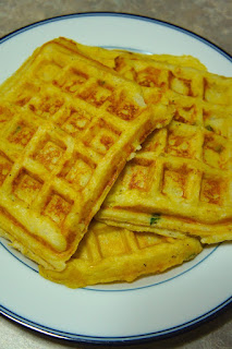 Mashed Potato Waffles: Savory Sweet and Satisfying