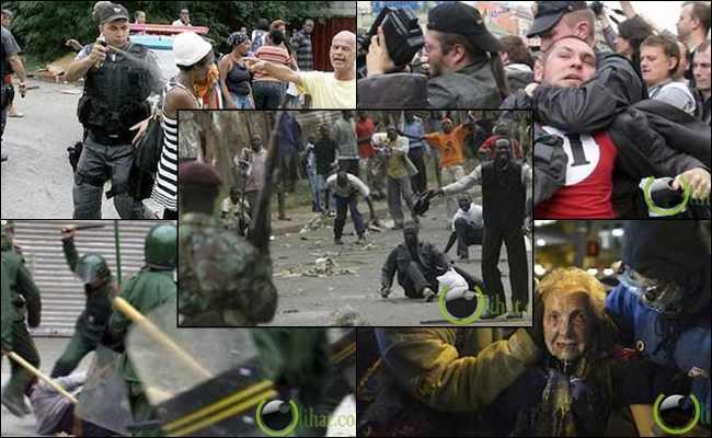 5 Negara yang Memiliki Polisi Tersadis dan Brutal di Dunia