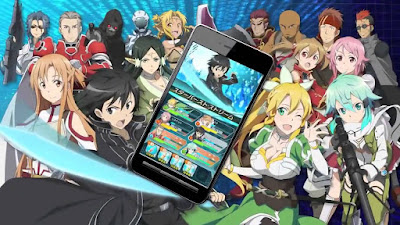 Free Download Sword Art Online code register Game for Smartphones,iPhone,iPad,iPod (Android and ios) – Version original 2015 – Install+Tutorial – Working 100% .