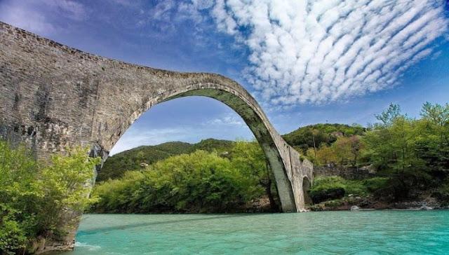 Έφτασε η ώρα για την αναστήλωση της ιστορικής Γέφυρας Πλάκας