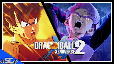 DRAGON BALL XENOVERSE 2 Pc Game Full Version