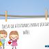 Ideias de atividades para o dia das mães