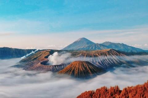 Perjuangan Melihat Sunrise Gunung Bromo