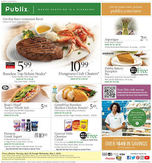 Publix Weekly Ad September 19 - 25, 2018