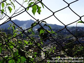 Imagem 1: no PEJ estão localizados os dois picos do bairro Jaraguá