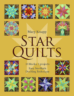 Star Quilts by Mary Knapp for C&T Publishing