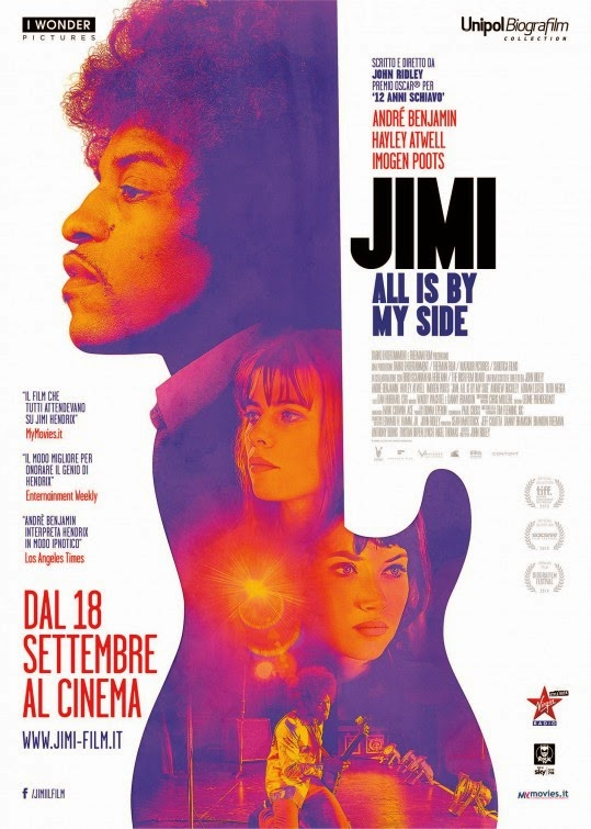 New Poster Of Jimi All Is By My Side Starring Andre