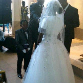PICTURES From Chinedu Ikedieze aka Aki's Secret Wedding Today 1