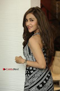 Telugu Actress Angela Krislinzki Latest Pos in Short Dress  0078.JPG