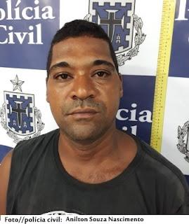 Canavieiras: Suspeito da tentativa de feminicídio é detido pela polícia