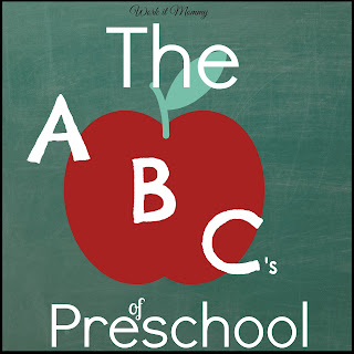 the ABC's of Preschool