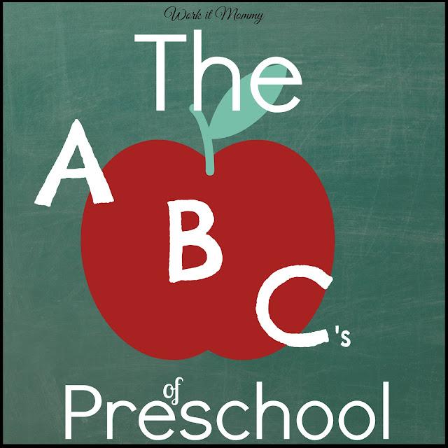 the ABC's of Preschool