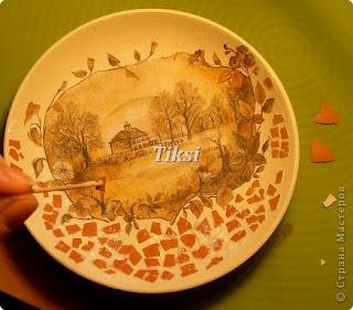 Яичная скорлупа как материал для декора