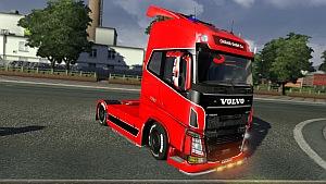 Ohaha's Volvo 2013 mod version 18.2
