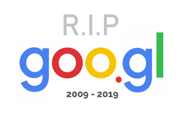 Google's link shortener is no more : RIP Google link shortener