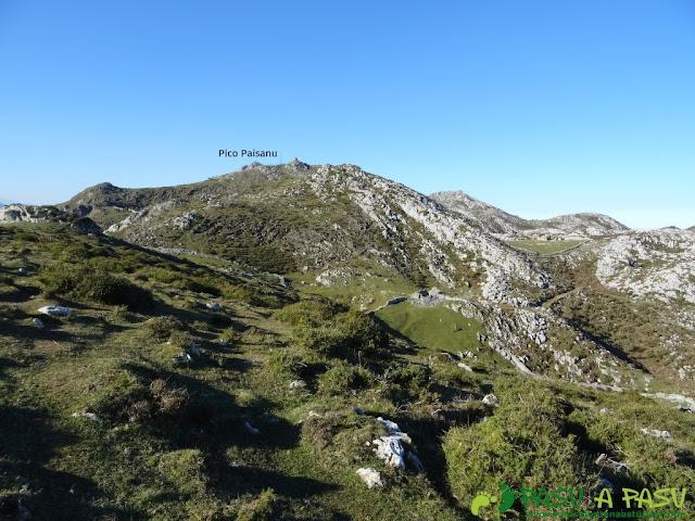 Vista del Pico Paisanu