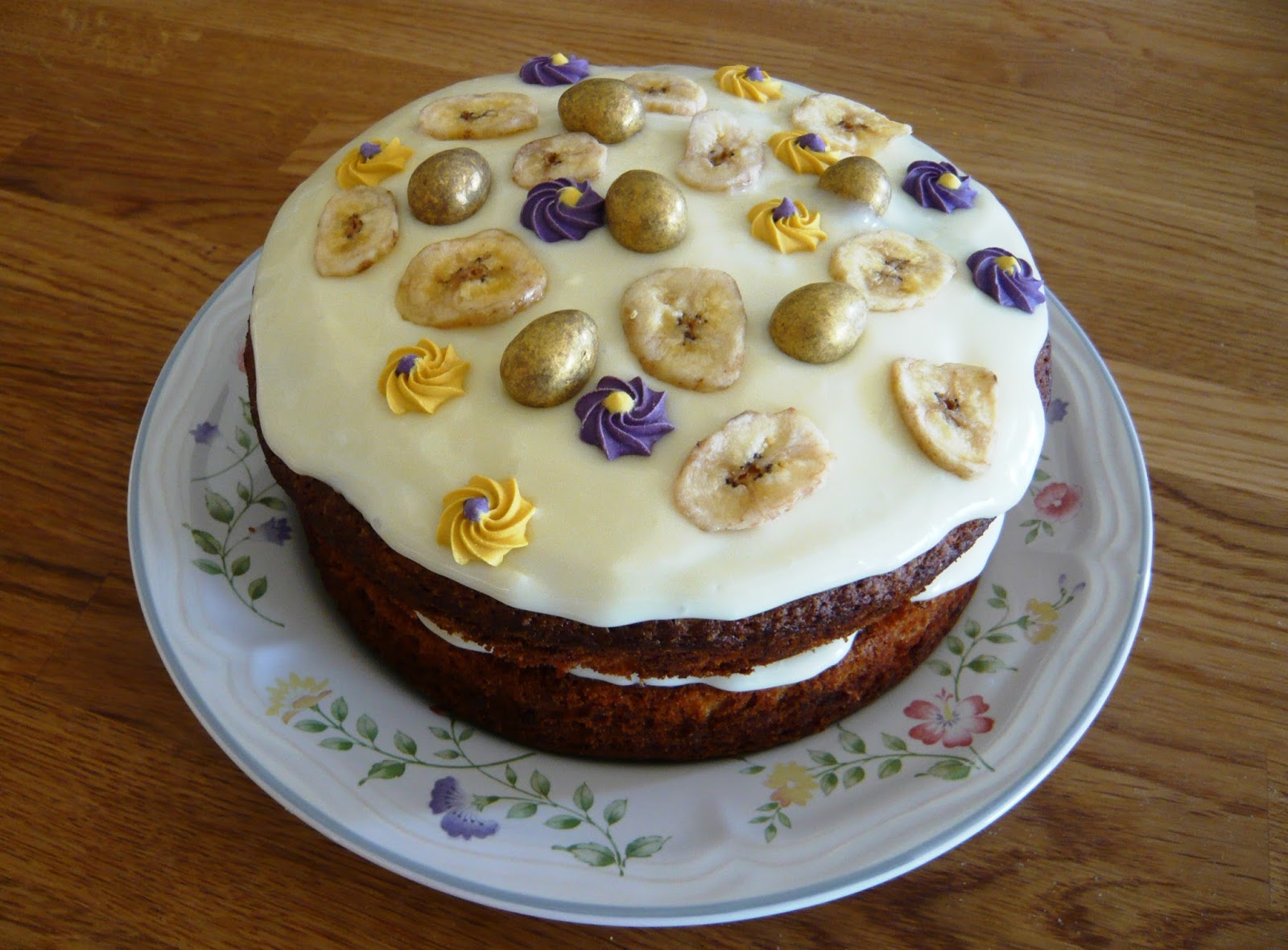 Mary Berry Hummingbird Cake Recipe