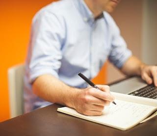 bisnis jasa penulis artikel