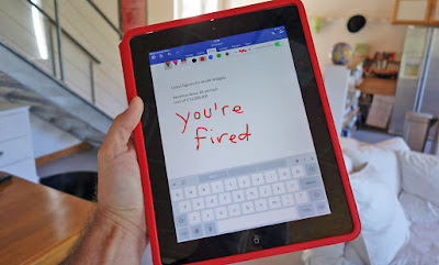 مايكروسوف أوفيس يسمح للمستخدمين بالرسم مباشرةً على أجهزة آيفون
