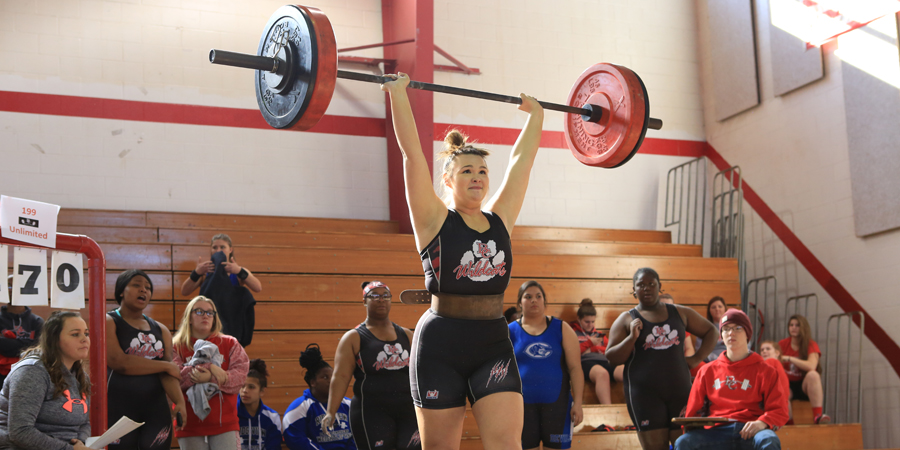 Jud Johnson Photography Photos From The Girls Weightlifting