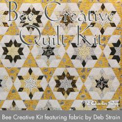 http://www.fatquartershop.com/bee-creative-quilt-kit