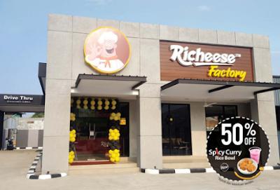 Richeese Factory Mangun Jaya Tambun Bekasi