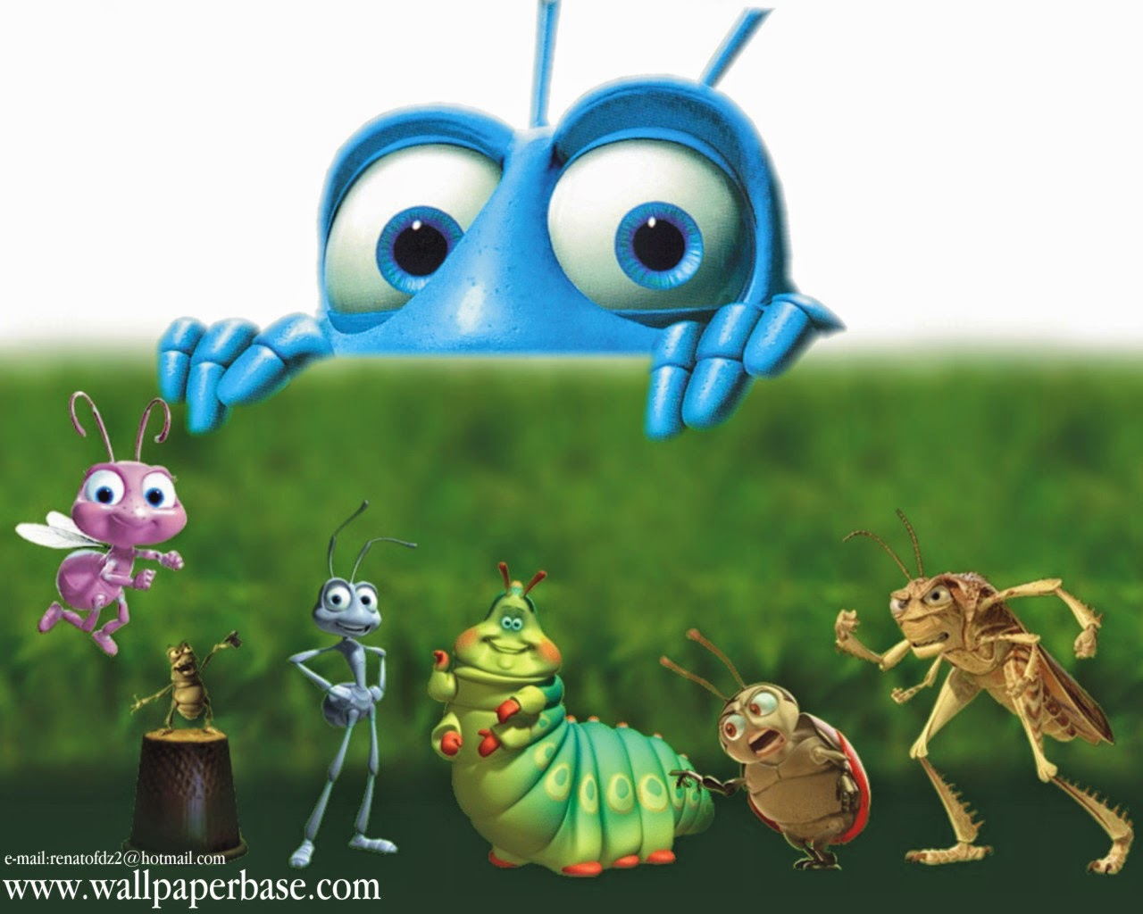 Free Desktop Wallpaper A Bug S Life Wallpaper