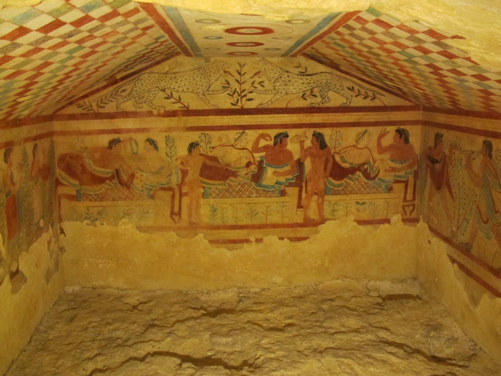 Inside Ancient Egypt Tombs