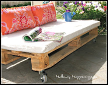 Hallway Happenings Pallets Outdoor Furniture