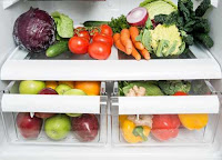 Thời gian an toàn của rau thịt trái cây bảo quản trong tủ lạnh