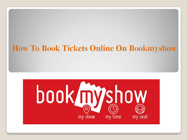 How To Book Movie Tickets Online In Bookmyshow  | How To Book Tickets Online In Bookmyshow | Online Movie Tickets Booking