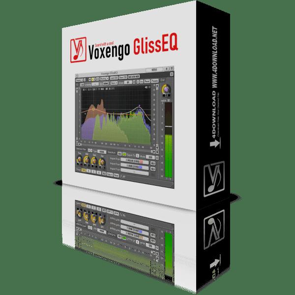 Download Voxengo GlissEQ v3.11 Full version